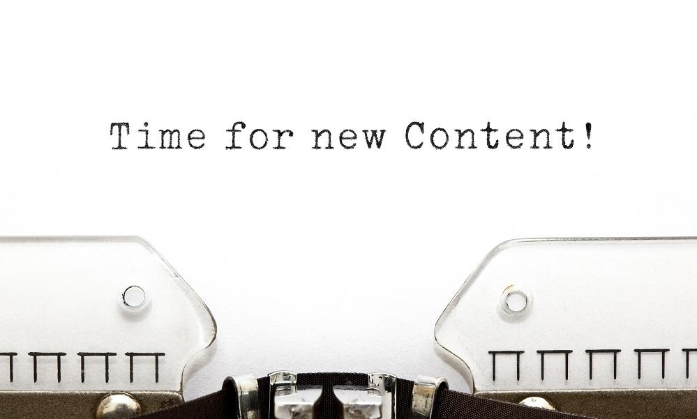 Ideen Für Spannenden Content, Teil 1